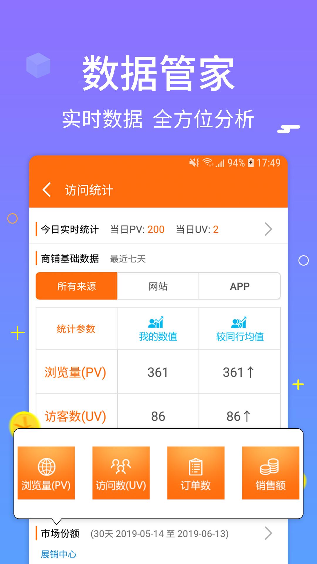 义乌购商户版app截图2