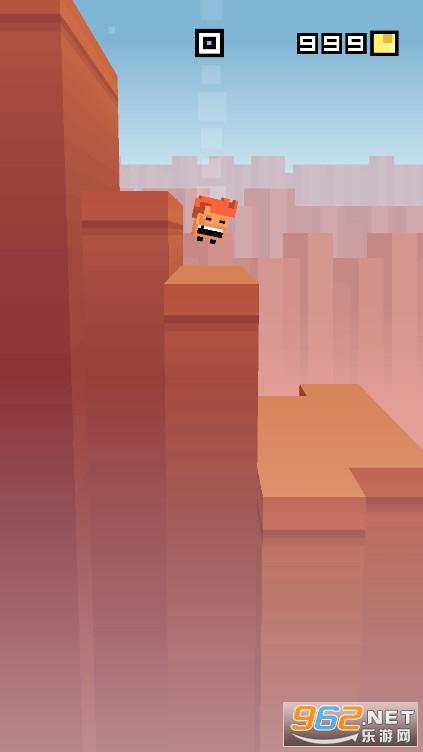 跳跃峡谷手游截图2